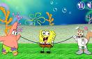 海綿寶寶深海跳繩遊戲 / 海綿寶寶深海跳繩 Game