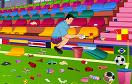 世界盃體育場清理遊戲 / 世界盃體育場清理 Game