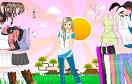 夏日里的陽光女孩遊戲 / Sunshine Dressup Game