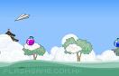 紙飛機的障礙賽遊戲 / 紙飛機的障礙賽 Game