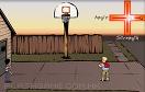 後院籃球對戰遊戲 / DJ and Chowder in H.O.U.S.E. Game