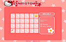 Hello Kitty紙牌配對遊戲 / Hello Kitty Matching Pairs Game