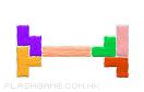 塗鴉方塊七巧板遊戲 / 塗鴉方塊七巧板 Game