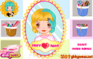 小美女的時尚遊戲 / Fashionable Hairstyles Game