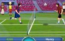 網球場足球賽2012遊戲 / 網球場足球賽2012 Game