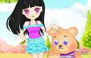 女孩與小熊遊戲 / 女孩與小熊 Game