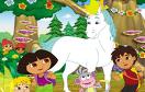朵拉美眉找數字2遊戲 / Hidden Numbers-Dora Game