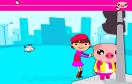 過馬路抓小豬遊戲 / 過馬路抓小豬 Game