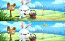 復活節兔子找不同遊戲 / 復活節兔子找不同 Game