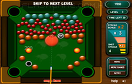 強力撞球加強版遊戲 / Powerpool Frenzy Game