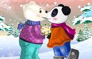 可愛熊貓情侶遊戲 / 可愛熊貓情侶 Game