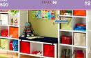 學習室找字母遊戲 / 學習室找字母 Game