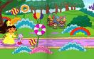 朵拉童話王國探險遊戲 / 朵拉童話王國探險 Game