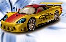 扮靚美式賽車遊戲 / American Racer Game