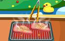 烹烤小牛排遊戲 / 烹烤小牛排 Game