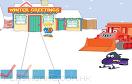 巴布工程師清理積雪遊戲 / 巴布工程師清理積雪 Game