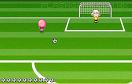 可愛女孩踢足球遊戲 / Girl Soccer Game