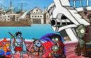 新動漫明星大戰殭屍選關版遊戲 / 新動漫明星大戰殭屍選關版 Game