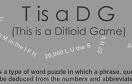 猜謎解單詞遊戲 / 猜謎解單詞 Game