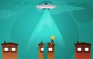 UFO捉人實驗遊戲 / Alien Education Game