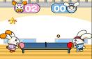 萌兔打乒乓球遊戲 / 萌兔打乒乓球 Game