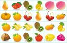卡通水果連連看遊戲 / Fruit Puyo Game