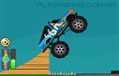 憤怒怪物卡車遊戲 / Monster Truck Rage Game