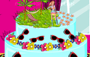 芭比製作夏日蛋糕遊戲 / 芭比製作夏日蛋糕 Game