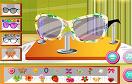 女孩的時尚眼鏡遊戲 / 女孩的時尚眼鏡 Game