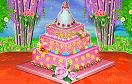 芭比的花卉蛋糕遊戲 / 芭比的花卉蛋糕 Game