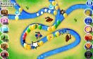 小猴子射氣球 TD 4遊戲 / Bloons TD 4 Game