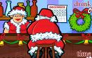 聖誕老人泡酒吧遊戲 / Christmas Party Game