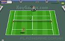 美女網球賽遊戲 / Angel Tennis Game