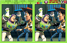 玩具總動員來找茬遊戲 / Toy Story Spot The Differences Game