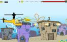 海綿寶寶直升機遊戲 / 海綿寶寶直升機 Game