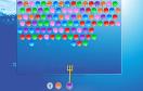 藍色海洋泡泡龍遊戲 / Bubble Matcher Game
