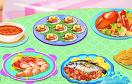 佈置美味海鮮大餐遊戲 / 佈置美味海鮮大餐 Game