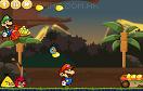 馬里奧大戰憤怒的小鳥遊戲 / 馬里奧大戰憤怒的小鳥 Game