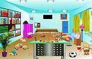 兒童卡通房間逃離遊戲 / 兒童卡通房間逃離 Game