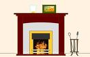 逃出燃燒壁爐房間遊戲 / 逃出燃燒壁爐房間 Game