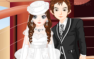 浪漫結婚日遊戲 / Wedding Couple Dressup Game