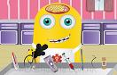 小黃人腦部手術遊戲 / 小黃人腦部手術 Game