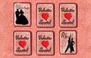 情人節特别記憶卡遊戲 / 情人節特别記憶卡 Game