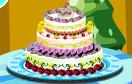 芭比招牌蛋糕遊戲 / Barbie Cake Deco Game