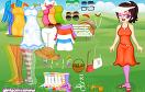 小美女溫迪遊戲 / Cute Wendy Dressup Game