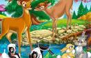 卡通世界找數字5遊戲 / Hidden Numbers - Bambi Game