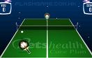 卡通動物乒乓賽遊戲 / Garfield's Ping Pong Game