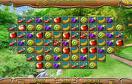 田園水果對對碰遊戲 / Fruit Match Puzzle Game