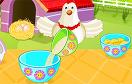 製作小雞蛋糕遊戲 / 製作小雞蛋糕 Game