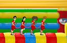 連體運動挑戰賽遊戲 / Hang Tight Game